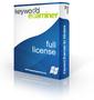 Keyword Examiner 1