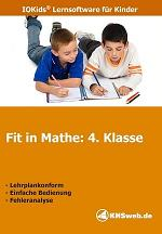 Fit in Mathe: Lernprogramm 4. Klasse Screenshot 1
