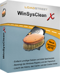 LOADSTREET WinSysClean X Screenshot