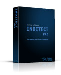 InDitect Pro CS4 Spell Checker MAC OS X Screenshot