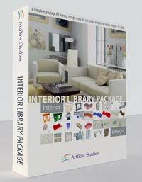Interior Design 3D Kit Screenshot 1