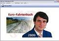Euro-Fahrtenbuch 2009 Standard Screenshot