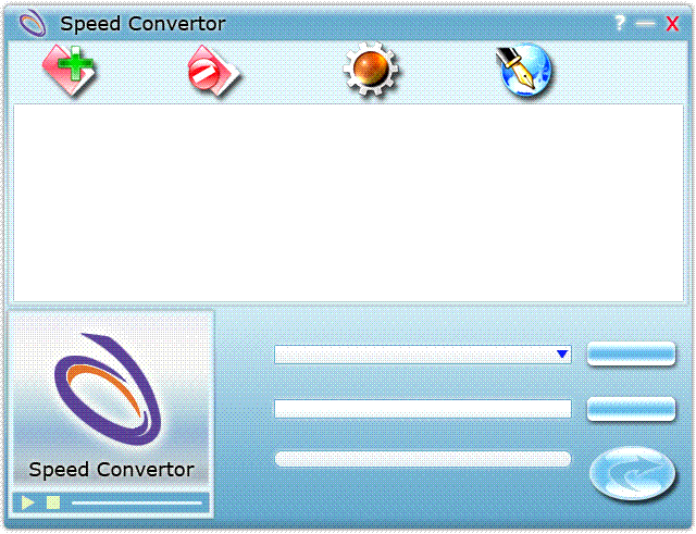 Speed Convertor Screenshot