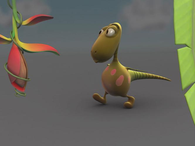 NVIDIA Gelato Screenshot 2