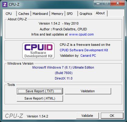 CPU-Z Screenshot 7