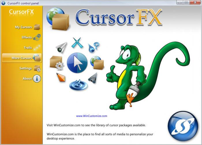 CursorFX Screenshot 2