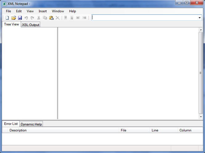 WatFile.com Download Free Download Microsoft XML Notepad 2007 2 5