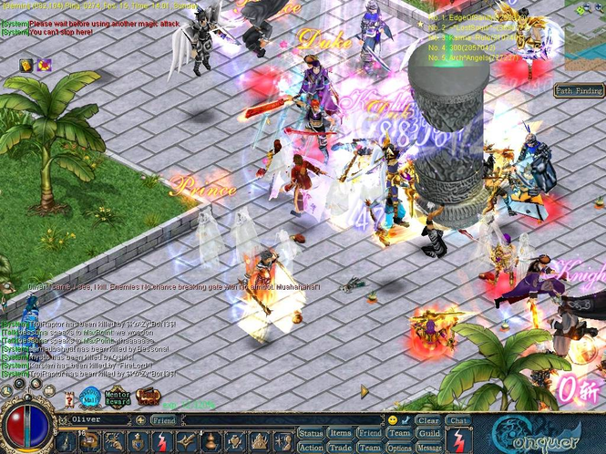 Conquer Online Screenshot 3