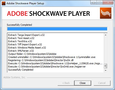 Adobe Shockwave Player 1