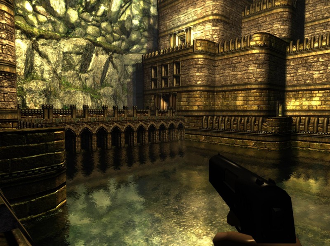 CUBE 2: Sauerbraten Screenshot 3
