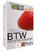 BTW calorie counter Screenshot