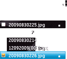 Touch Hider for Symbian S60 Edition 3 Screenshot