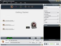 mediAvatar FLV Converter Screenshot