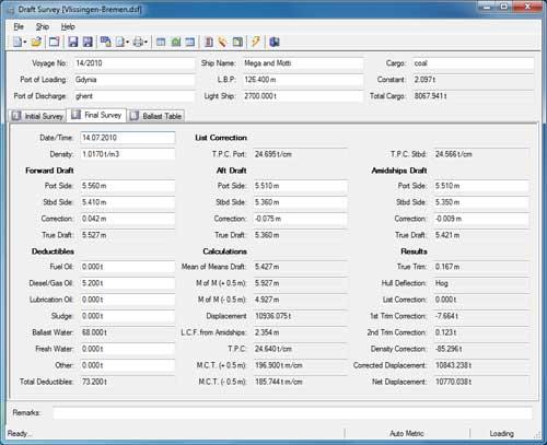 MarinersOffice Screenshot 1