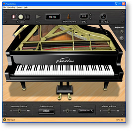 Pianissimo Screenshot 1