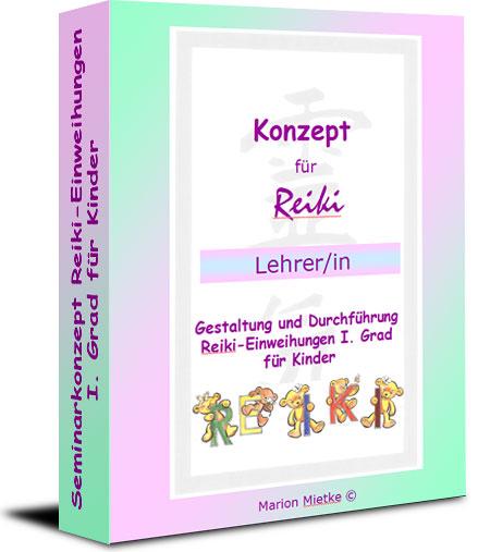 Seminarkonzept Reiki I.Grad Kinder Screenshot 1