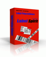 Label Spirit Professional (3-User License) Screenshot