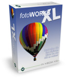 FotoWorks XL Upgrade Screenshot 1