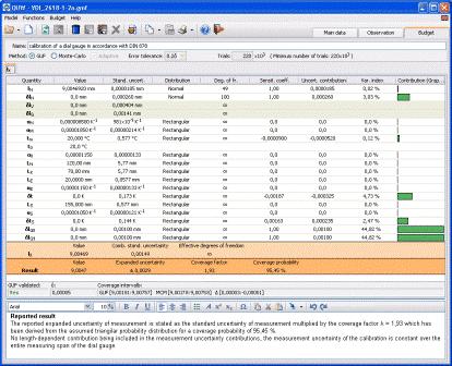 QMSys GUM Professional Screenshot