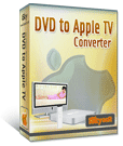 iSkysoft DVD to Apple TV Suite for Mac Screenshot