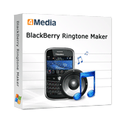 4Media Blackberry Ringtone Maker Screenshot