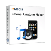 4Media iPhone Ringtone Maker for Mac Screenshot 2