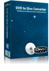 MVC DVD to DivX Converter Screenshot 1