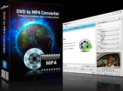 MediaVideoConverter DVD to MP4 Converter Screenshot
