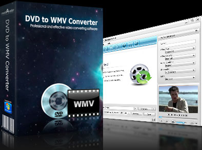 MediaVideoConverter DVD to WMV Converter Screenshot