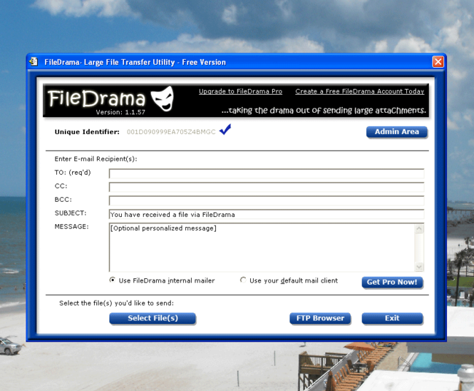 FileDrama Screenshot 1