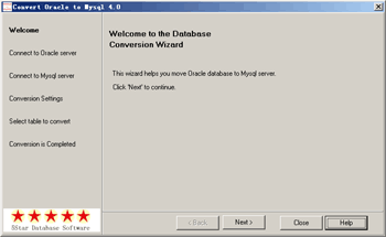 Convert Oracle to Mysql Screenshot 1