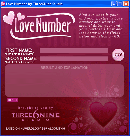 Love Number Screenshot 1