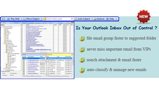 ClearInbox Screenshot 1