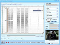 DDVideo DVD to DPG Converter Gain Screenshot 1