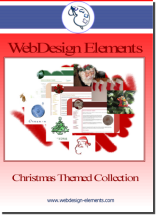 Christmas Web Elements Screenshot 1