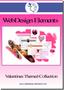 Valentines Web Elements 1