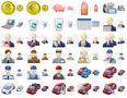 Standard Business Icons 1