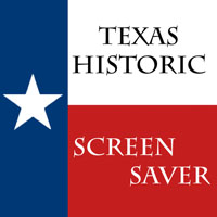 Texas Historic Screensaver Screenshot 1