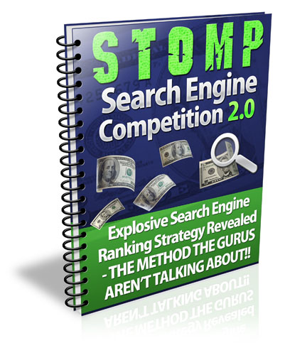 Stomp Search Engine Competition 2.0 Screenshot