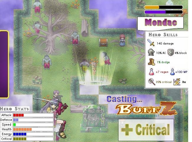 Buffz RPG Screenshot 4