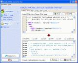 Hixus HTML Converter Screenshot 1