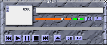 JAmp Screenshot 1