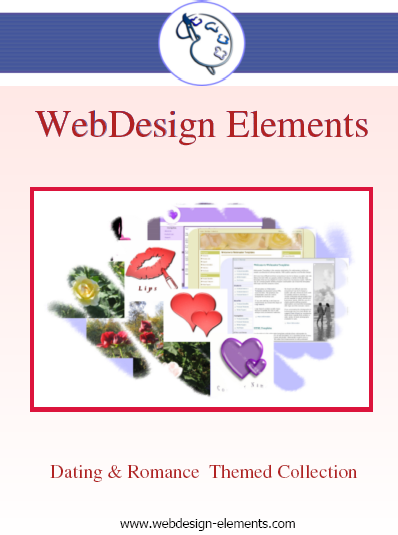 Dating Web Elements Screenshot