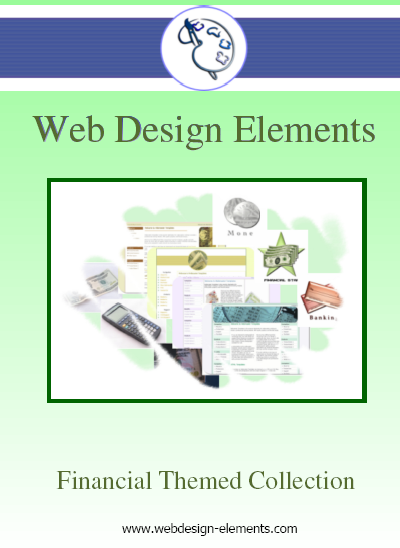 Financial Web Elements Screenshot