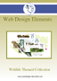 Wildlife Web Elements 1