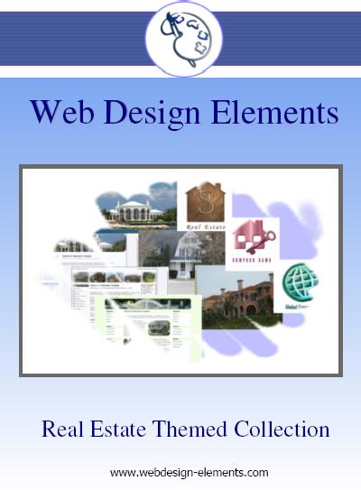 Real Estate Web Elements Screenshot
