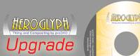 Heroglyph V2 (Upgrade V1>V2) Backup-CD Screenshot