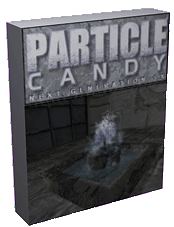 Particle Candy for Blitz3D Screenshot 2
