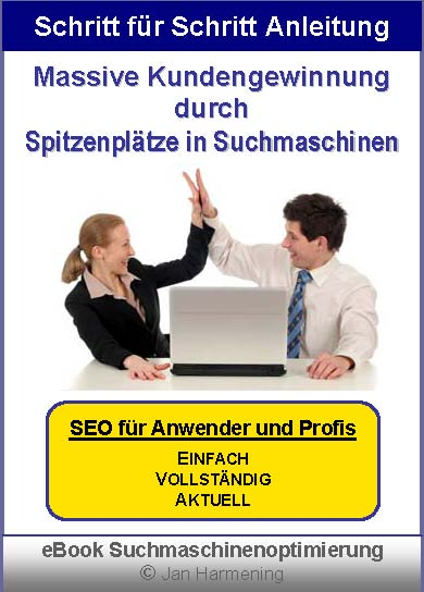 SEO Buch Screenshot