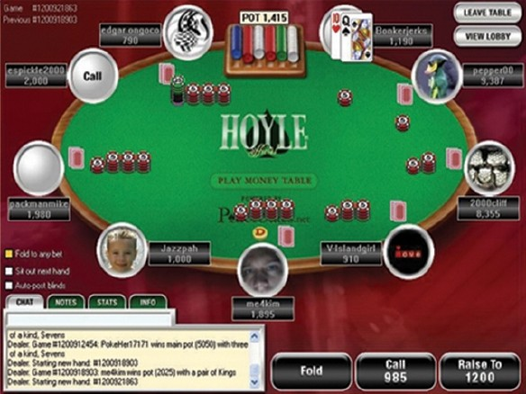 Hoyle Card Games 2008 Screenshot